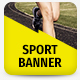 Sports Banner Ads