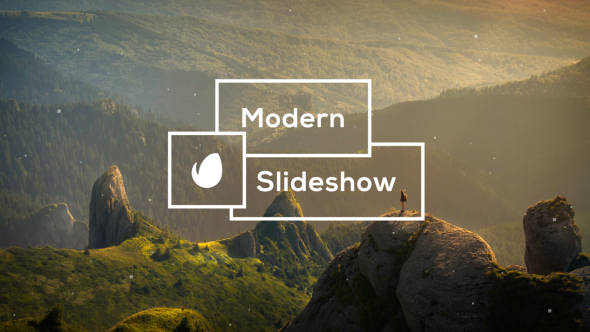 VideoHive Modern Slideshow 19449678
