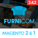 Furnicom - Responsive Magento 2 and 1.9 Furniture Theme