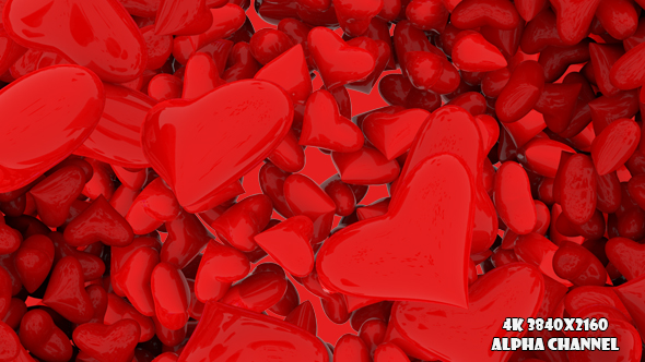 VideoHive Heart Transition 4 19450002