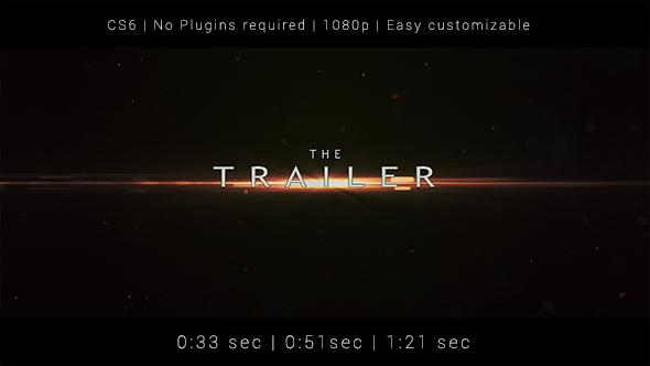 VideoHive Trailer 19450203