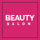 Beauty Salon Onepage PSD