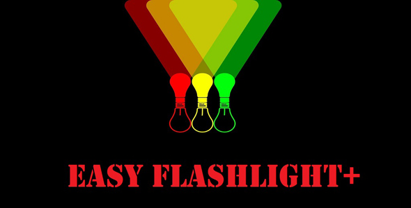 Straightforward Flashlight+ (Android)