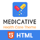 Medicative - Responsive Medical HTML Template