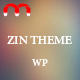 Zin - Multipurpose Nonprofit Theme