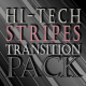 Hi-Teck Transition Stripes - Pearl