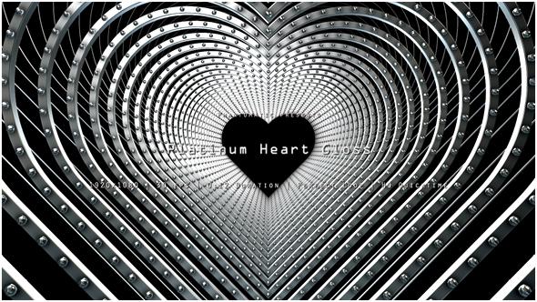 VideoHive Platinum Heart Gloss 4 19452947