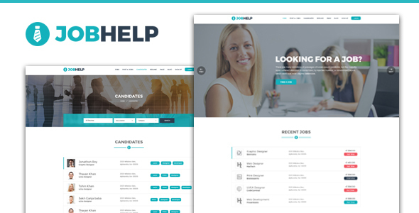 Download Jobhelp – Job Board WordPress Theme