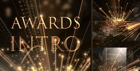 VideoHive Awards Intro 19453186