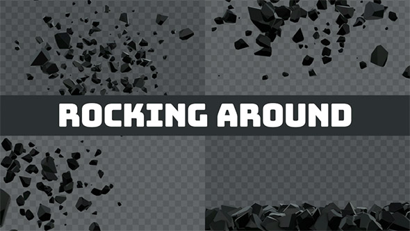 VideoHive Rocking Around 19453364