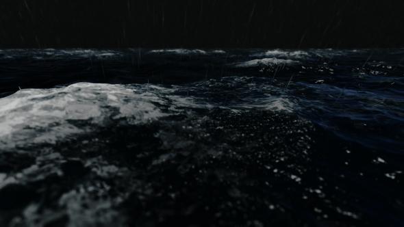 VideoHive Ocean Storm 2 19453688