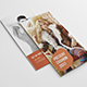 Modern Fashion Trifold Brochure