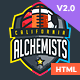 Alchemists - Basketball, Soccer, Football Sports Club and News HTML Template