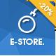 Estore - Modern Clean WooCommerce WordPress Theme