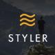 Styler - Creative Multipurpose Responsive HTML5 Template