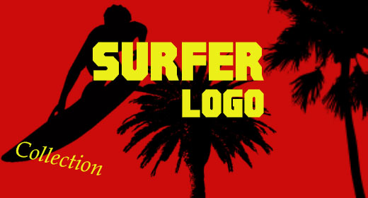 Surfer Logo Collection