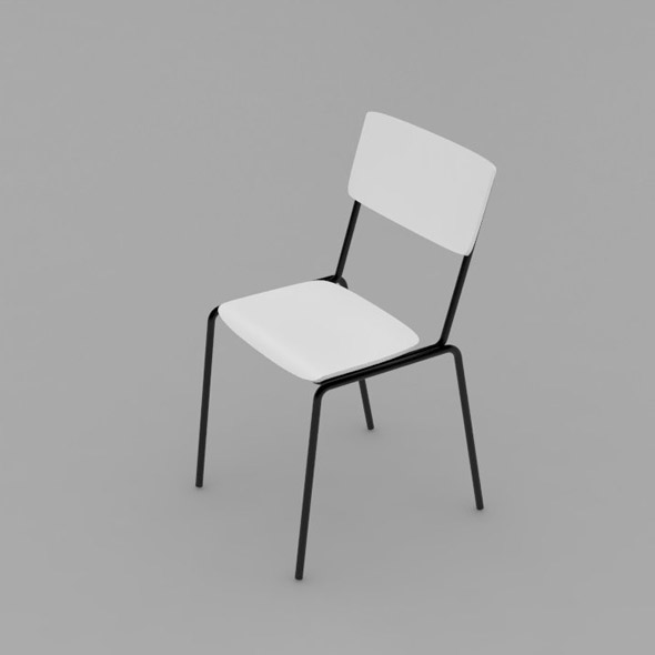 3DOcean chair 19457374