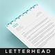 Letterhead V.1 - Print Template