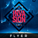 Electro Invasion - Flyer Template