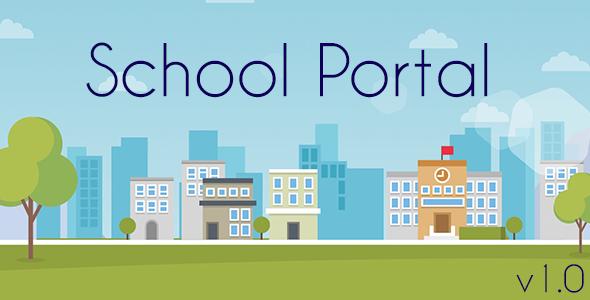 SchoolPortal - School Management