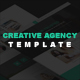 Creative Agency Bootstrap HTML5 Template