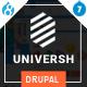 Universh - MultiPurpose Drupal 7 - 8 Theme