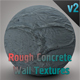 Rough Concrete Wall Textures Pack