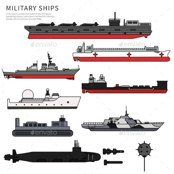 Military Ships
