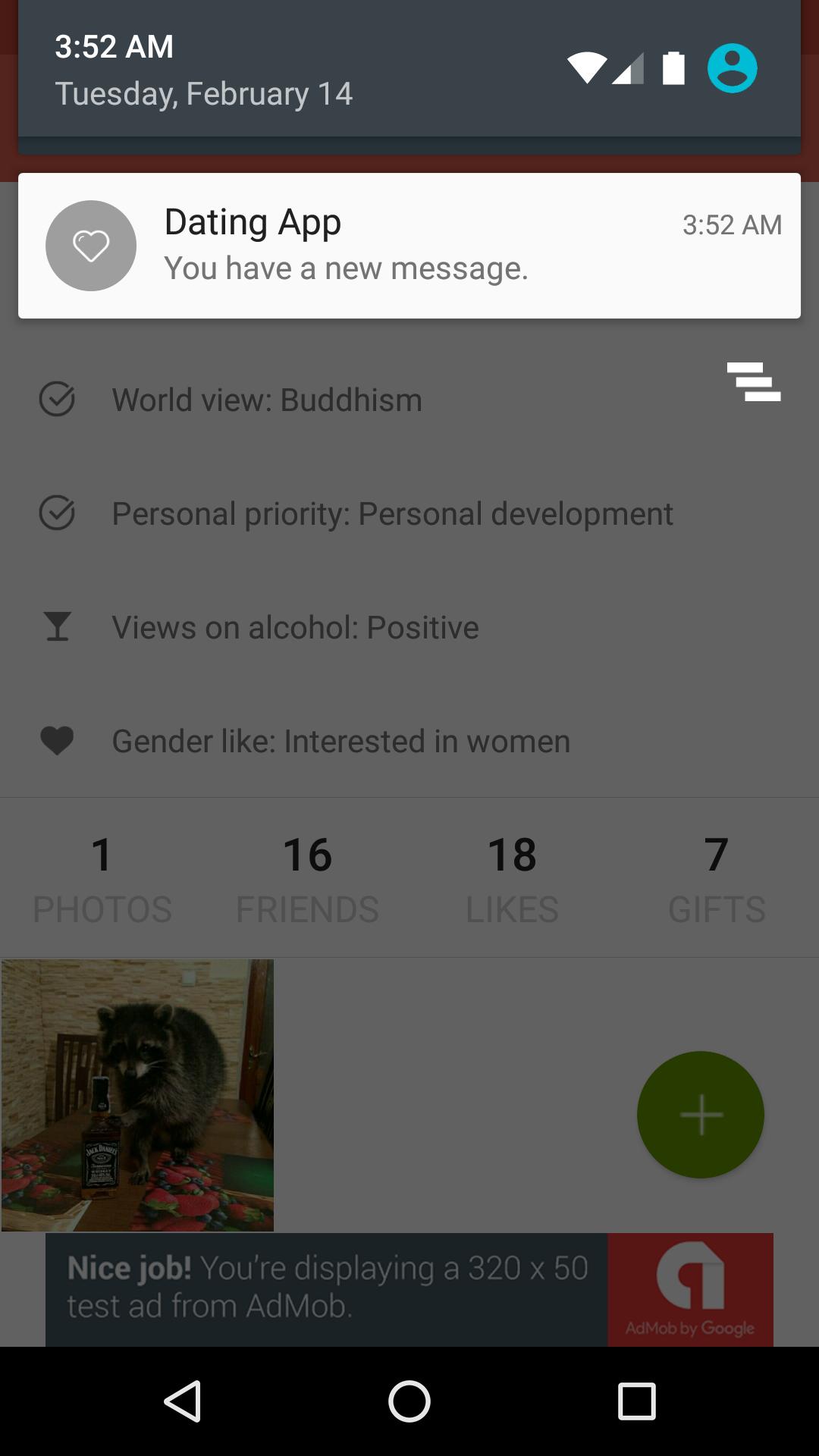 Dating App by qascript   CodeCanyon CodeCanyon