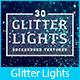 30 Glitter Lights Background Textures