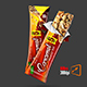 Photorealistic Peanut Bar Mockup