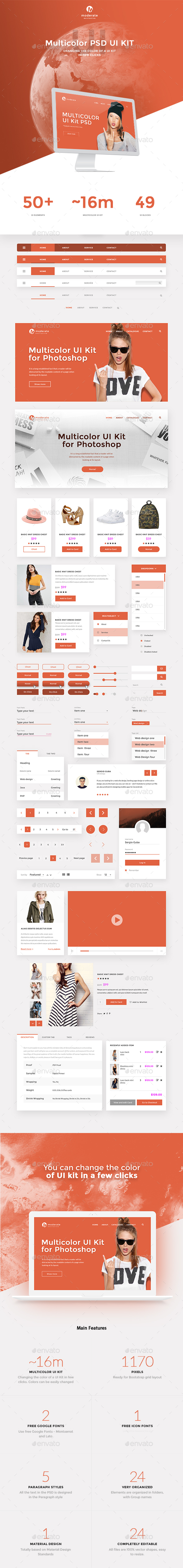 psd , ui , free , ux ,freebie , news , kit , free ui kit , ui news kit ,free psd
