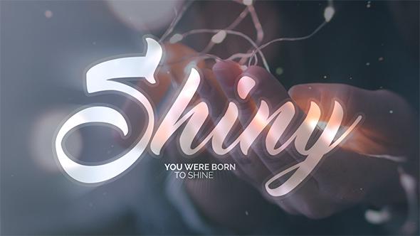 VideoHive Shiny Slideshow 19424128