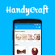 HandyCraft Shop Material UI kit