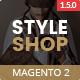 Styleshop - Responsive Multipurpose Magento 2.1.x Theme