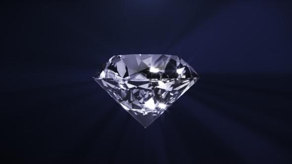 VideoHive Sparkling Diamond 19461154