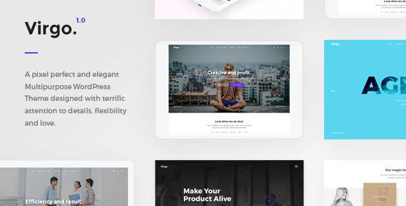 Download Virgo. - Multipurpose Multi-Concept WordPress Theme