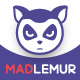 Mad Lemur - A Modern Template for Digital Agencies