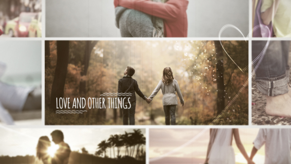 VideoHive Love And Other Things 19462218