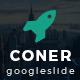 Coner Googleslide Template
