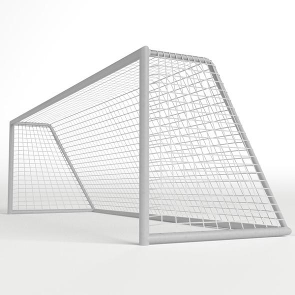 Soccer Goal 2 - 3DOcean Item for Sale