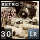 30 PRO Retro Lightroom Presets