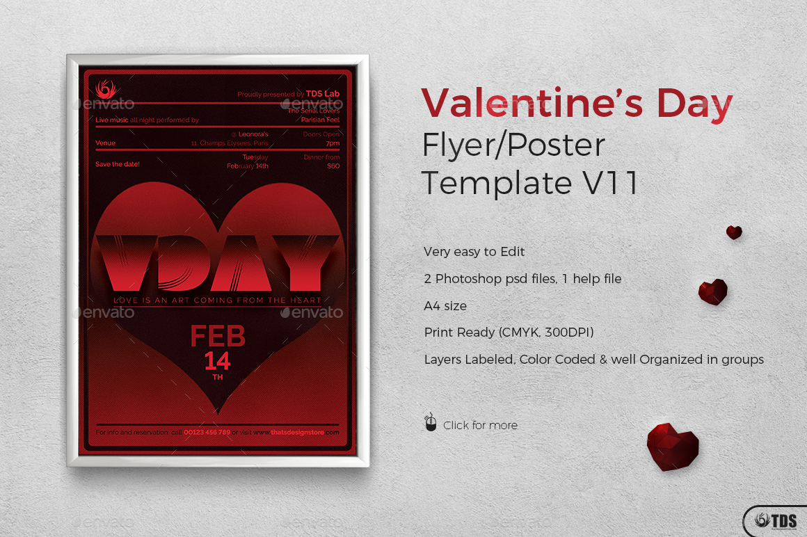 valentines day flyer template v11 by lou606 graphicriver 01 valentines day flyer template v11 jpg