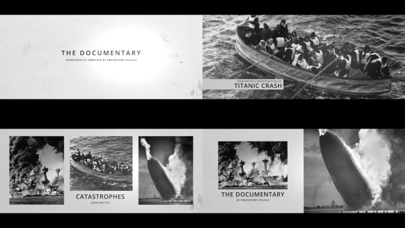 VideoHive The Documentary 19463077