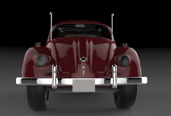 3DOcean Volkswagen Beetle 19463393