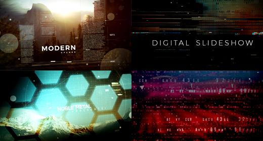 Digital Slideshow Pack