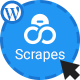 Scrapes - Automatic web content crawler and auto post plugin for WordPress