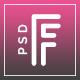 Fibonacci - Elegant Fashion PSD Template