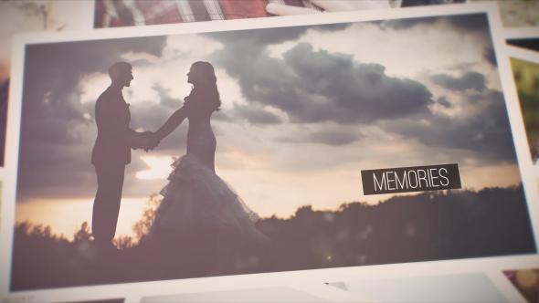 VideoHive Through My Memories 19465086