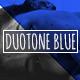 +15 Duotone Actions Blue Version